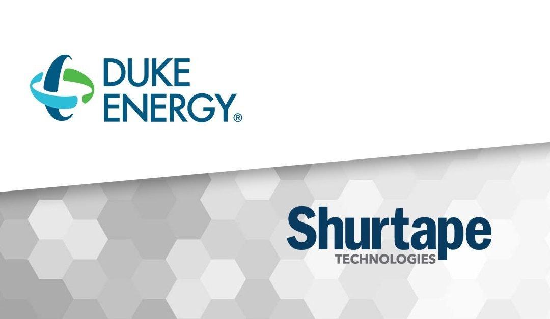 Duke Energy and Shurtape Technologies Logos
